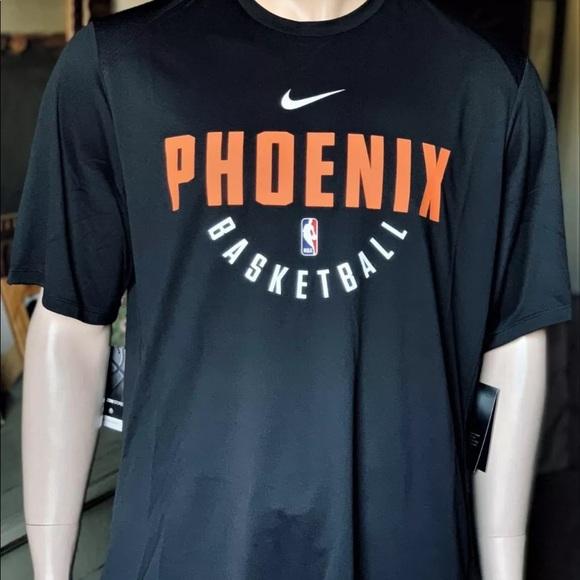 brand new 13798 65f50 Men's Nike NBA Phoenix Suns Shooting Shirt NWT